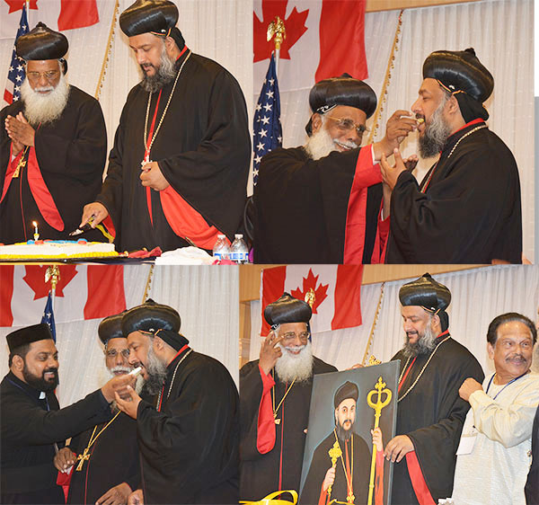 Happy Birthday His Eminence Yeldho Mor Theethose, Archbishop and Patriarchal Vicar of Malankara Archdiocese of Syriac Orthodox Church in North America. (July 21)