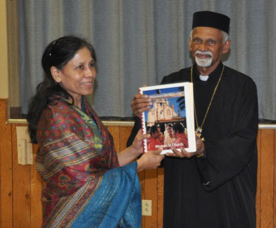 Malankara World Journal Megaspecial on Women in Church is being released