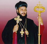 His Eminence Mor Titus Yeldho, Archbishop
