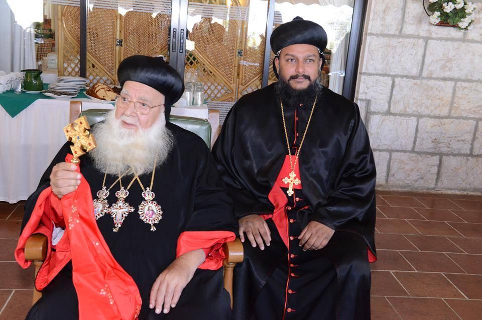 HH Zakka I with HE Yeldo Mor Theethose