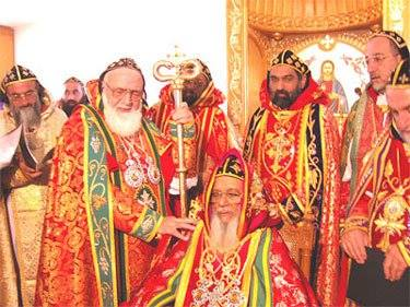 Consecration of HB Baselios Thomas I
